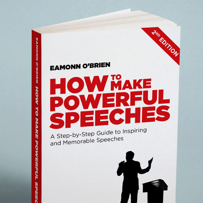 How to Make Powerful Speeches Book Cover